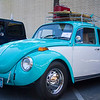This classis 1960 Volkswagen Bettle was just one of the over 300 vehicles on display at the 29th Annual Downtown Visalia Car Show held on Main St.