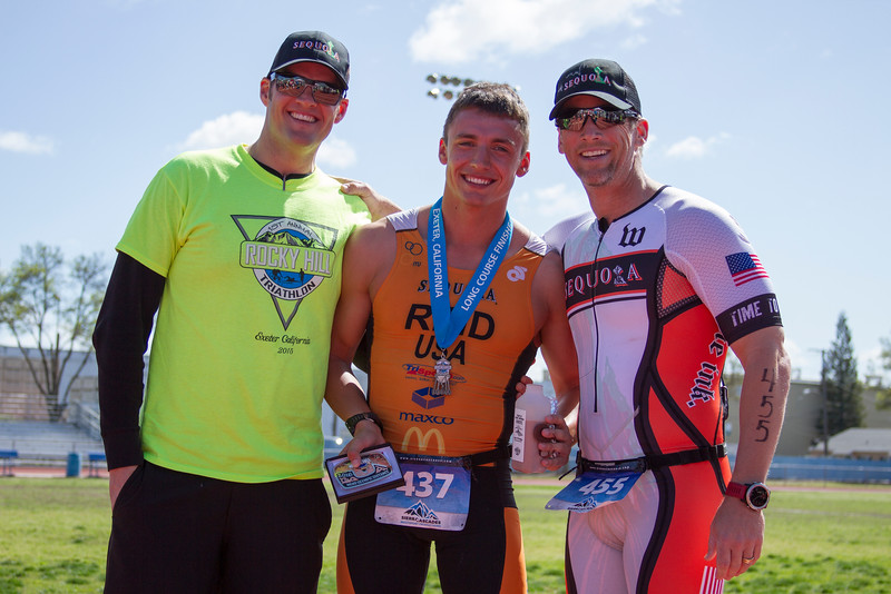 The 2016 edition of the Rocky Hill Triathlon was held on Sunday, March 6th.