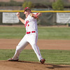 In his first start for the Lindsay Cardinals pitcher Jake Reeves threw 7 innings, striking out 6 while walking only 3. The Cardinals lost to the Corcoran Panthers 5-3 in 8 innings.