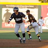The 56th Exeter Lions East vs. West High School All-Star Baseball Game was played at Rawhide Stadium in Visalia on Saturday, June 4, 2016. Farmersville standout hit a double to the wall for the East's first hit in the 10-7 loss to the West squad.