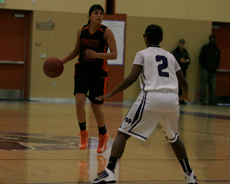 Woodlake lost to Mission Oaks 52-29 in the opening round of the 5th Annual Tulare Mid-Winter Showcase Invitational Basketball Tournament.
