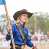 Thousands attended the 63rd edition of the Woodlake Lions Rodeo on Mothers Day weekend. Rodeo princess Emilie Albright.