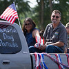 Farmersville Mayor Paul Boyer and his wife, Noemi Boyer, are all smiles during the 63rd Farmersville Memorial Day Parade.