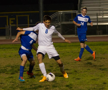 The Exeter Monarchs defeated Bakersfield Christian 2-0 to advance to the Valley final.