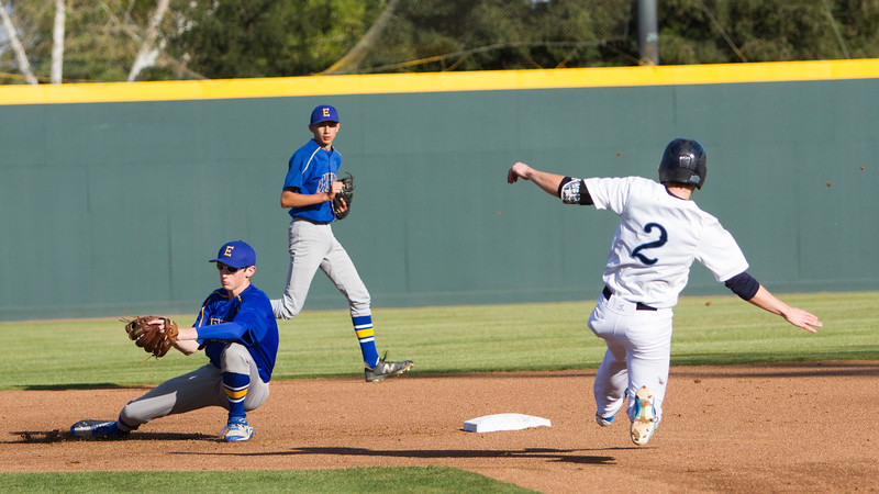 The Exeter Monarchs came up short in the small schools title game of the 32nd Annual Pro-PT Tulare-Visalia Invitational to the Central Valley Christian Cavaliers by a 5-0 score.