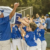 The Exeter Little League 9-10 All-Stars came from 10 runs down to defeat the Porterville Little League 9-10 All-Stars by a 13-12 score in 7 innings during the California District 34 playoffs.