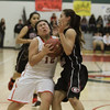 Lindsay Cardinal Janessa Martinez had 8 points in Lindsay's 55 -48 loss to the Granite Hills Grizzlies on Friday, January 16, 2015.