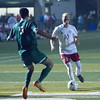 Lindsay defeated Garces Memorial 2-0 in CIF Division IV playoff action to advance to the quarterfinals against the Delano Tigers. Kevin Ceballos concentrate on keeping the ball away from Garces defender Crispin Chipres (6).