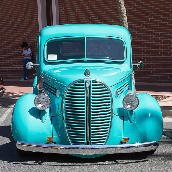 There were many vehicles that show a pride of ownership at the First Annual Lindsay Car Show sponsored by the LIndsay Chamber of Commerce.