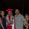 Lindsay High School held its 2015 Graduation Ceremony on Friday, June 12, 2015. Jonathan Gutierrez with Albert and family.