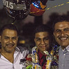 Lindsay High School held its 2015 Graduation Ceremony on Friday, June 12, 2015. Juan, Jonathan and Valentin Gutierrez.