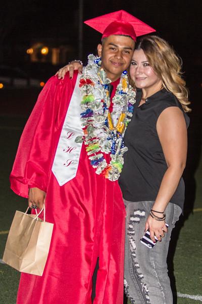 Lindsay High School held its 2015 Graduation Ceremony on Friday, June 12, 2015. Jonathan Gutierrez.