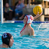 Aidan Champagne (10) of Tulare Western passes the ball in the Mustang's CIF Central Section D3 Championship match against top seeded Mt. Whitney. The Mustangs would win the section  championship by a 16-11 score.