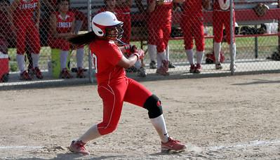 Lindsay Cardinal shortstop Christina Castro.
