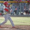Strathmore Spartan 3B Eric Lopez had 2 hits in 3 at bats and drove in 2 runs in the Spartan's win over Woodlake on May 2nd.