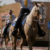 Members of the Tulare County Sheriff's Posse rode in the Lindsay OBF on Saturday, April 12th.