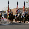 The Tulare County Sheriff's Posse placed 3rd in the Equestrian division of the Orange Blossom Festival parade.