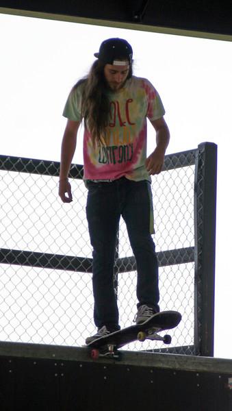 The Lindsay Skatepark got lots of use during the 2014 Orange Blossom Festival.