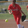 The Lindsay Cardinals hosted the Woodlake Tigers in softball on Friday, March 21, 2014.