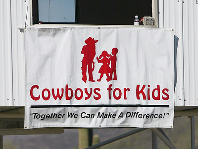 Cowboys for Kids Rodeo - October 24, 2007