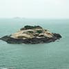 芹壁海邊的龜島