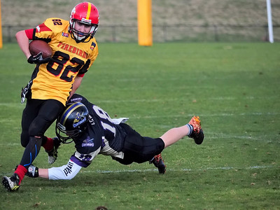 2016 Gridiron game:  Sat Sep 03 - Firebirds vs Centurions