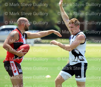 FOOTY - Red River Cup 2015
