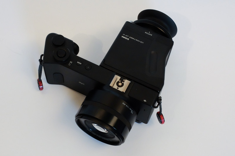 sigma dp1 with loupe