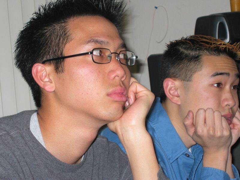 Jon & Poon, 2-9-2003