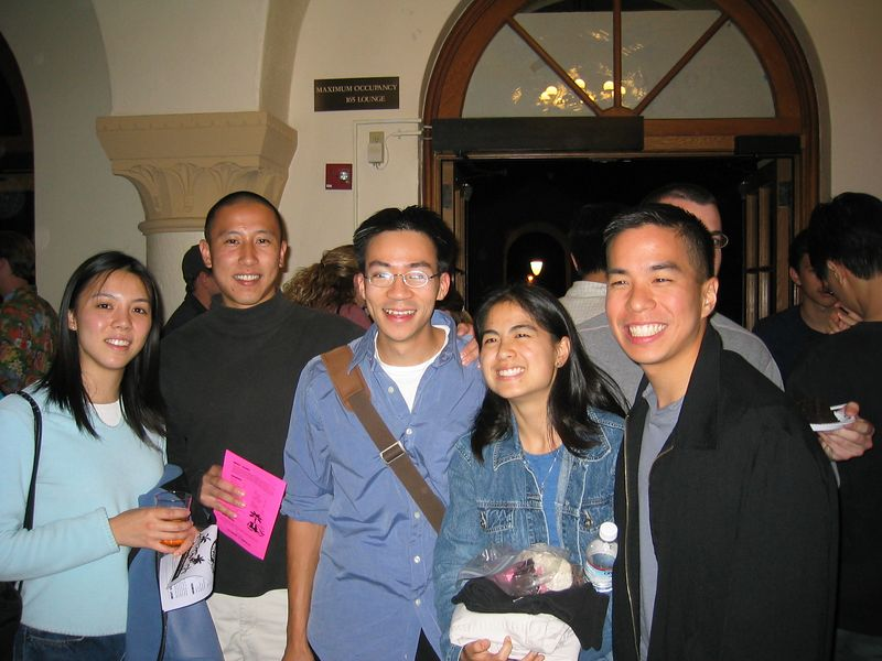 Amy Lu, Mike Lee, Ben Yu, Audrey Chiang, & Andrew Huang 1