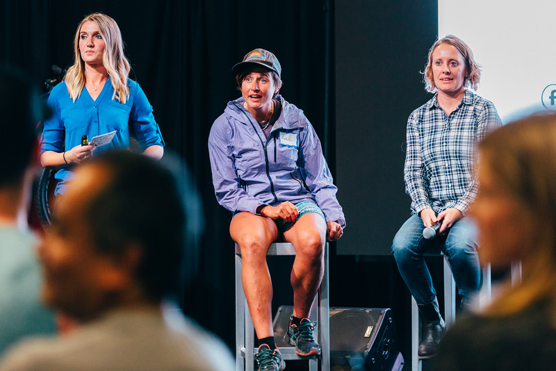 Camber Outdoors Exchange + Specialized Women's Panel