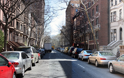 Ext. 70th Street @ CPW