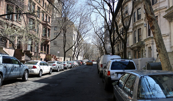 Ext. 75th Street @ CPW