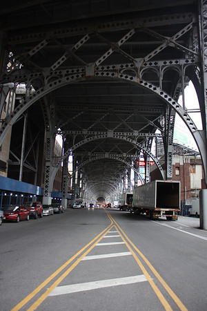 Exterior Street 12th Avenue