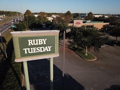 Ruby Tuesdays, Orange Beach for SRS