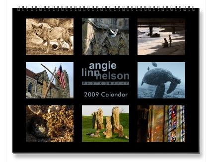 "My 2009 calendar is now <a href=""http://www.zazzle.com/2009_calendar-158727376641042220"">available here</a>.  It features twelve of my favorites among the photos that I've taken in the last year."