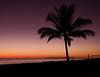 December<br /> <br /> Sunset over Ni'ihau<br /> Waimea, Kaua'i, HI