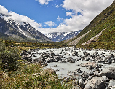 Aoraki / Mount Cook New Zealand