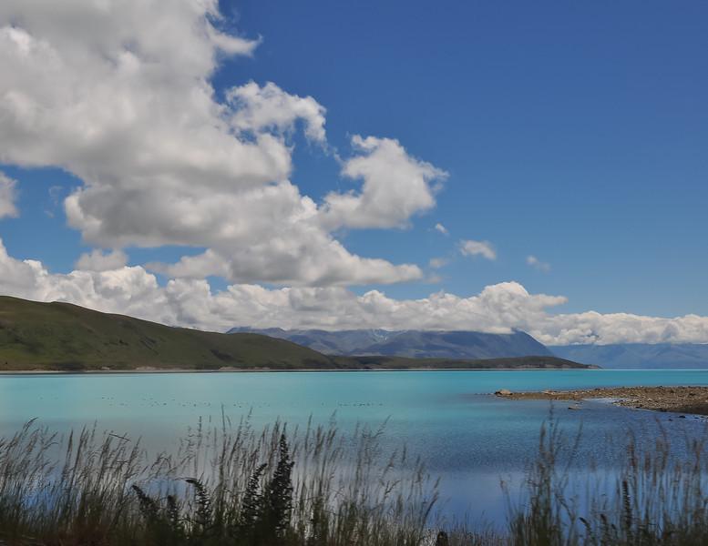 Lake Tekapo<br /> New Zealand