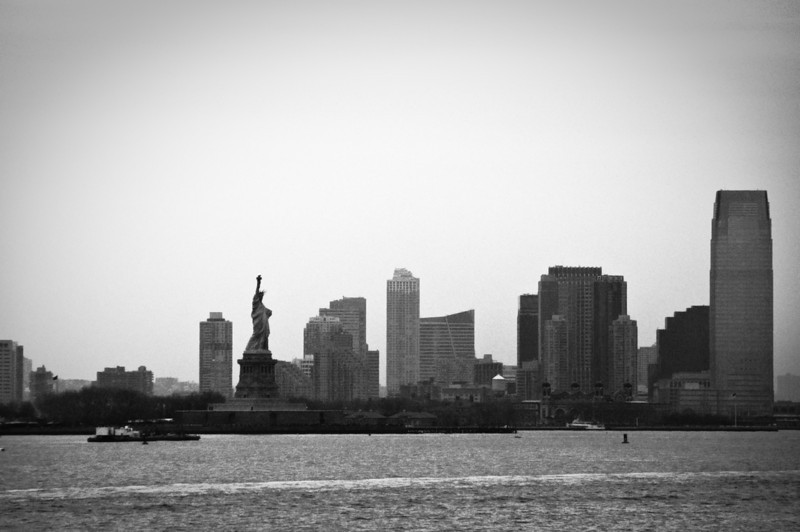 liberty skyline