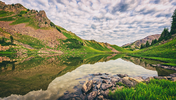 Reflections in the Eaglesnest Wilderness