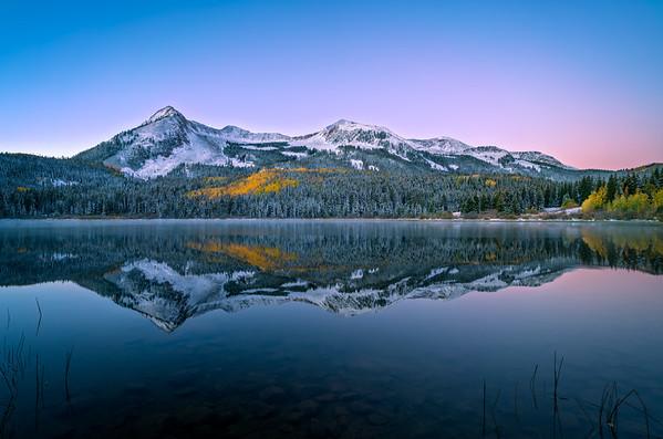 Soft Light & Lost Lake