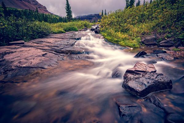 Wilderness Waterfalls