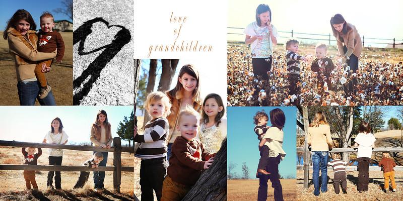 4 kiddos collage 2