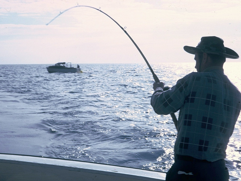 33b Fishing at Pennekamp