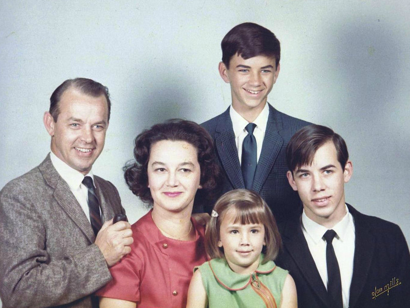 31 Alexander Family Portrait 1967