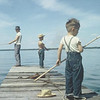29 Boys  Fishing on Dock TEST