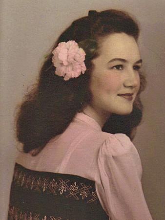 4 Fay Pink blouse Circa 1940-1944