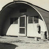 12 First home Quanset Hut - 1949