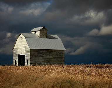 """Storm on the Prairie"" - Iowa"